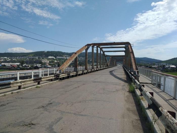 старый мост в Дарасуне